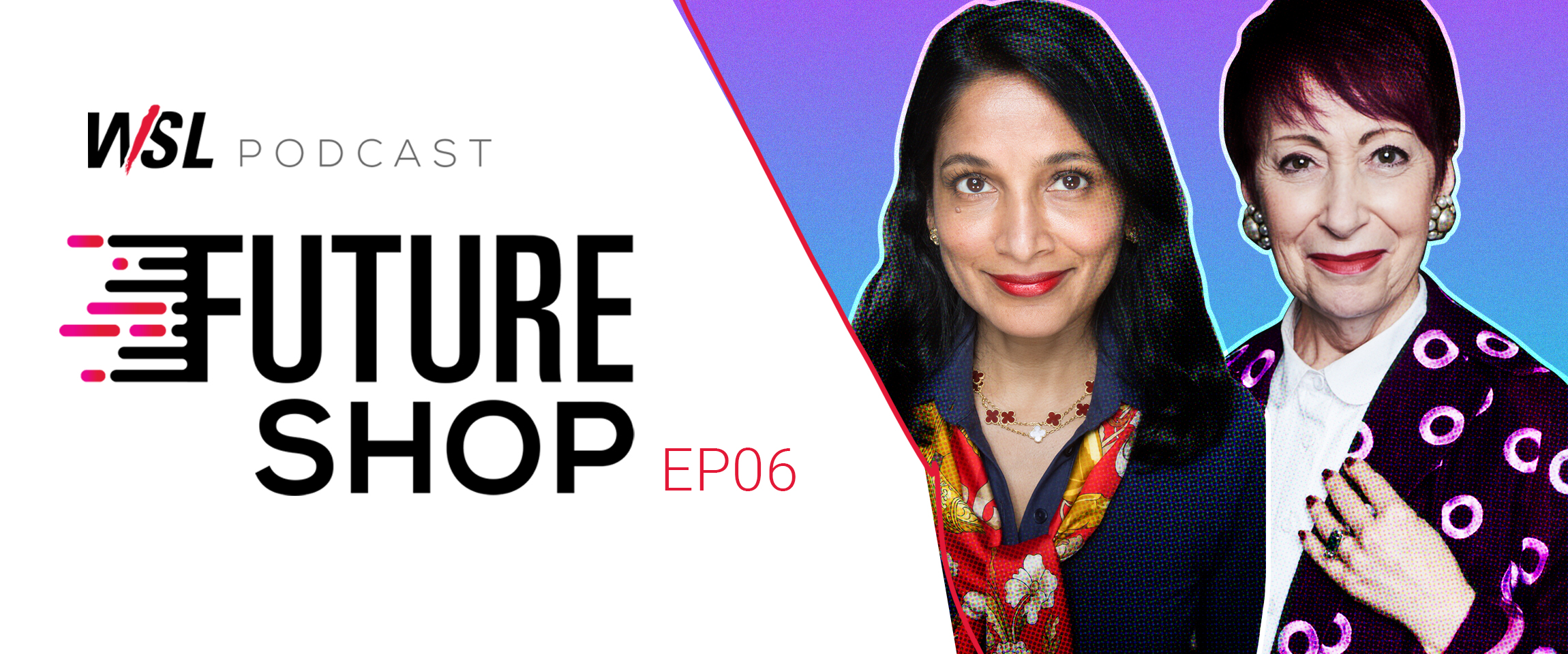 The Power of Retail to Create Calm in Stressful Times - Future Shop Podcast EP06