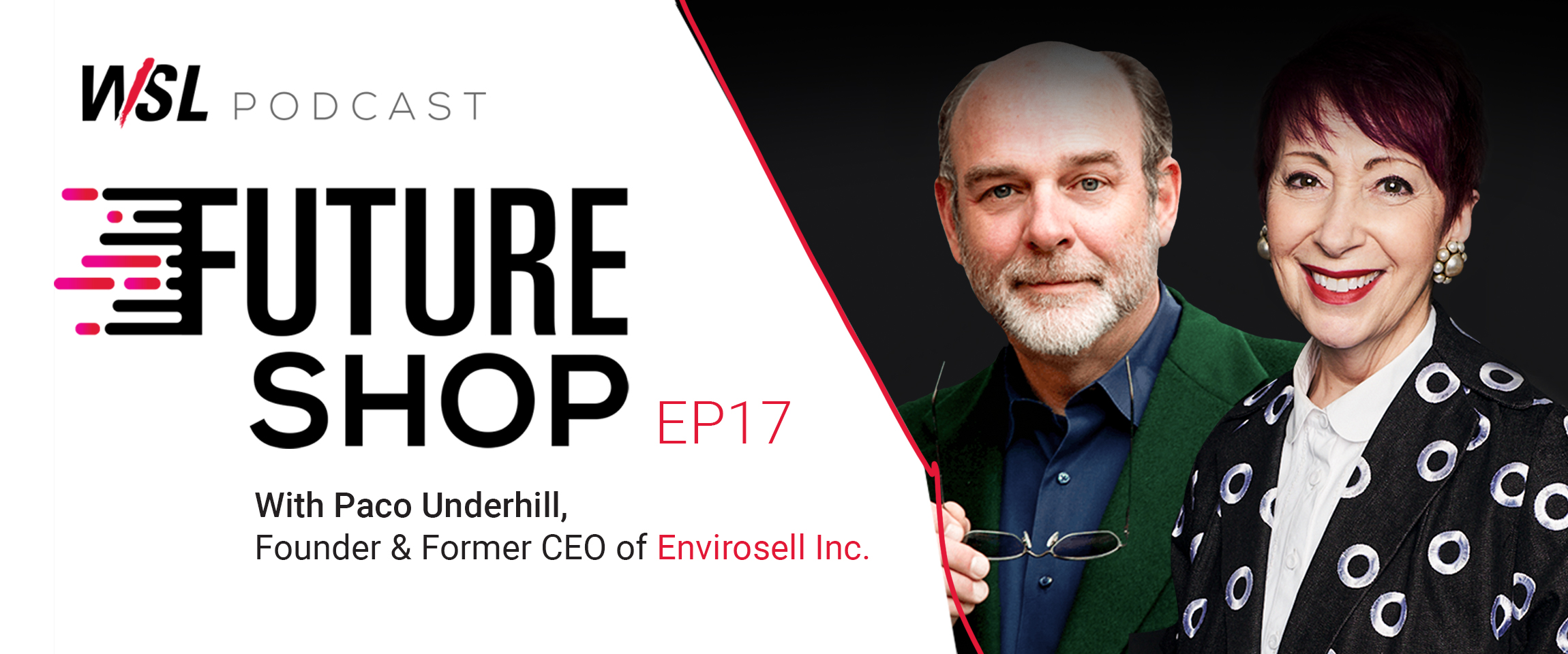 Retail Keep Up! Hurry Up! | Future Shop Podcast EP17