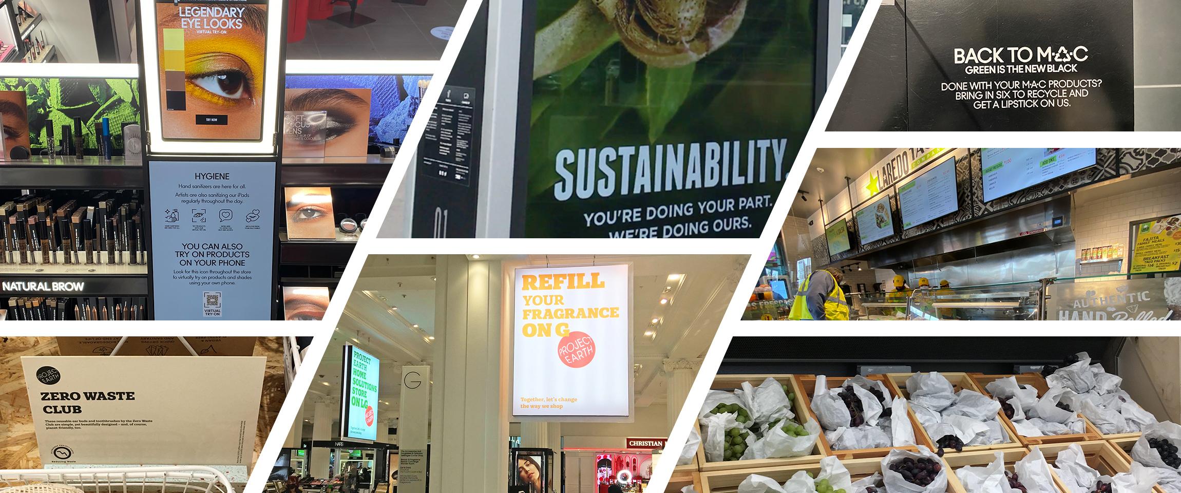 Extraordinary Sustainability: 5 Retail Safari® Examples