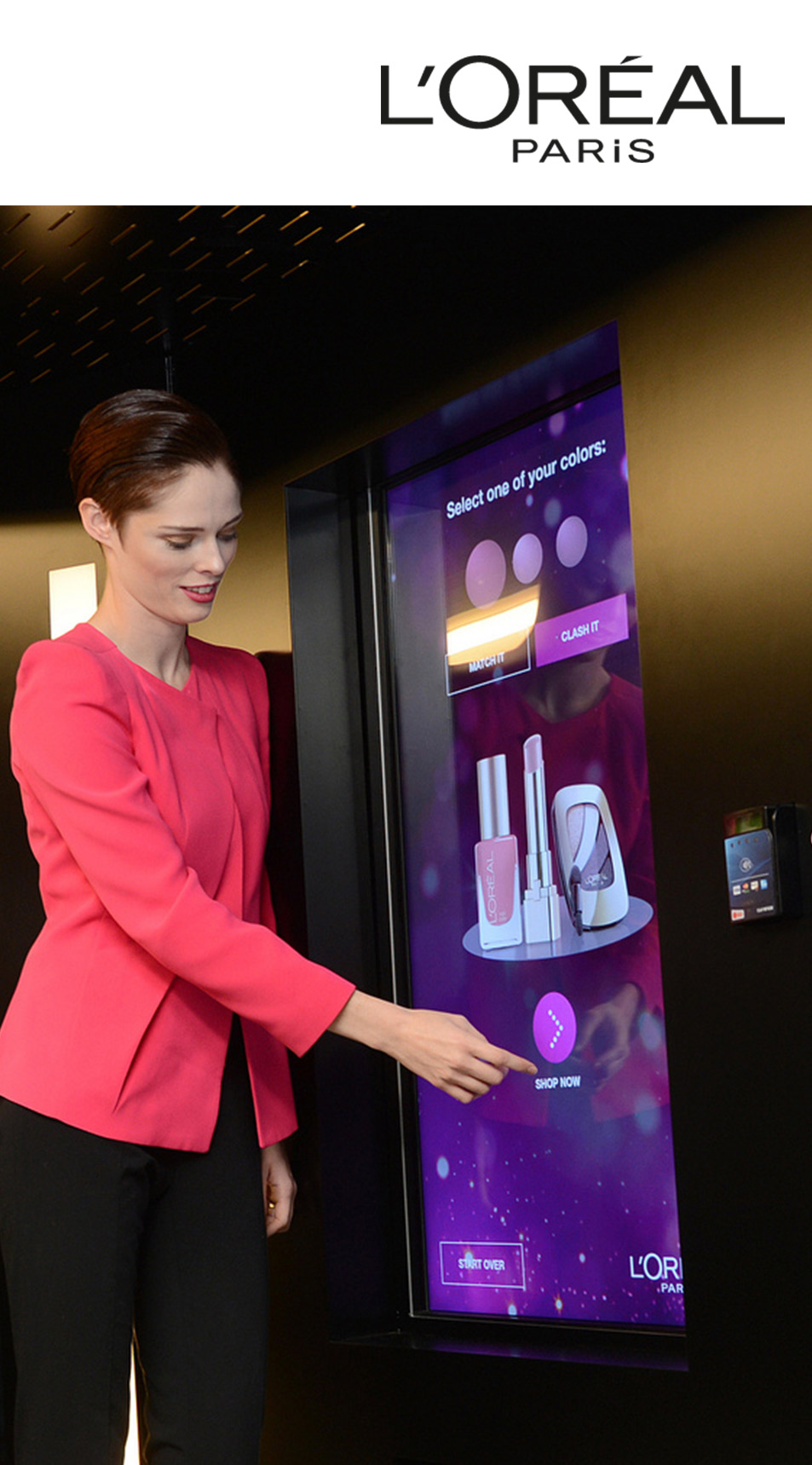 Envisioning, Grounding and Activating the Future of Retail